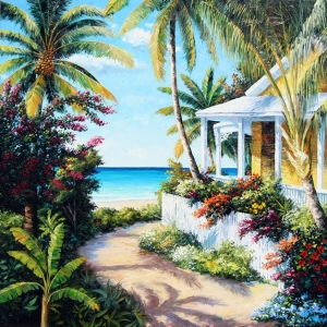 'Hidden Caribbean Treasure' Denison private collection